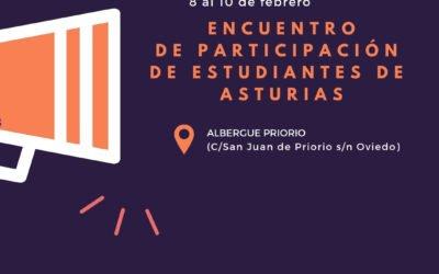 Encuentro de estudiantes en Asturias