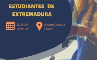 Encuentro de Participación Estudiantil en Extremadura