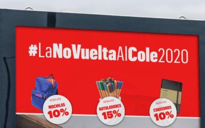 #LaNoVueltaAlCole2020
