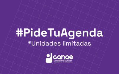 #PideTuAgenda